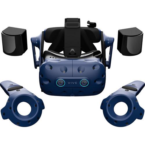 HTC VIVE Pro Eye Enterprise VR System