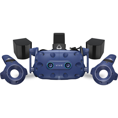 HTC Vive Pro Eye Office VR Headset with Eye Tracking