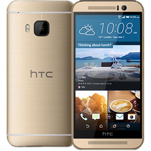 HTC One M9 32GB Smartphone (Unlocked, Gold)