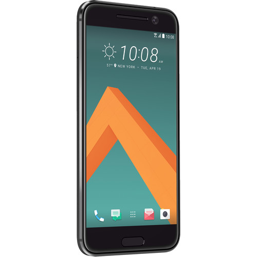 HTC 10 32GB Smartphone (Unlocked, Carbon Gray)