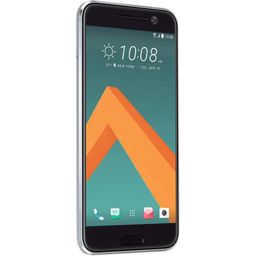 HTC 10 32GB Smartphone (Unlocked, Silver)
