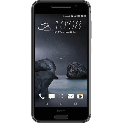 HTC One A9 32GB Smartphone (Unlocked, Carbon Gray)