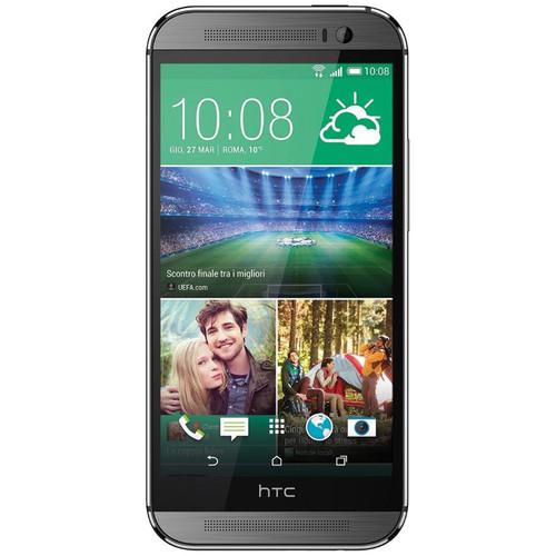 HTC One M8 EMEA International 16GB Smartphone (Unlocked, Gunmetal Grey)