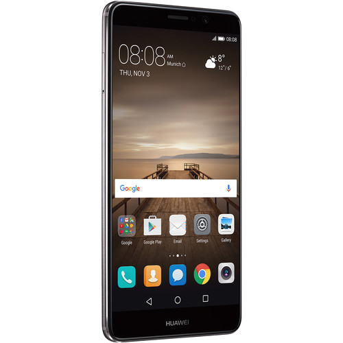 Huawei Mate 9 MHA-L29 64GB Smartphone (Unlocked, Space Gray)
