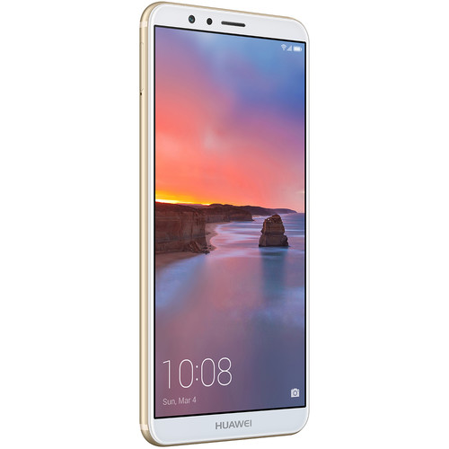 Huawei Mate SE 64GB Smartphone (Unlocked, Gold)