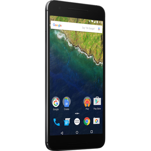 Huawei Google Nexus 6P H1511 128GB Smartphone (Unlocked, Graphite)