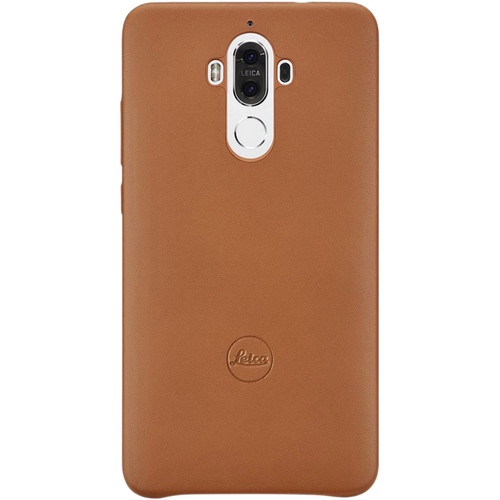 Huawei Mate 9 Leather Leica Case (Light Brown)