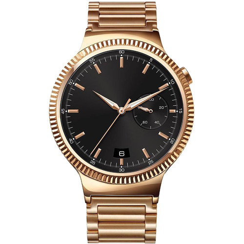 Huawei 42mm Stainless Steel Links Smartwatch (Gold)