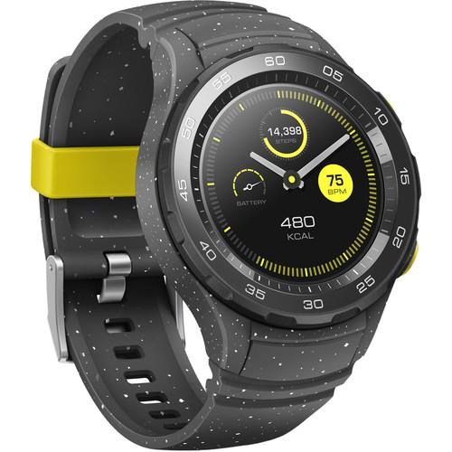 Huawei Watch 2 Sport Smartwatch (Concrete Gray)