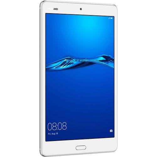 "Huawei 8"" MediaPad M3 Lite 16GB Tablet (Wi-Fi Only, White)"