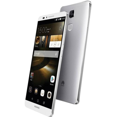 Huawei Ascend Mate7 MT7-L09 16GB Smartphone (Unlocked, White)