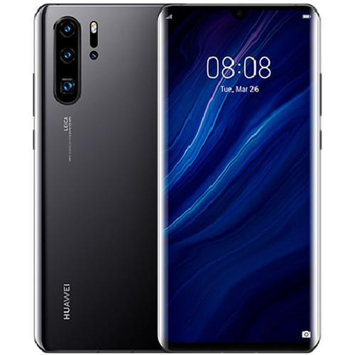 Huawei P30 Pro Dual-SIM 256GB Smartphone (Unlocked, Black)