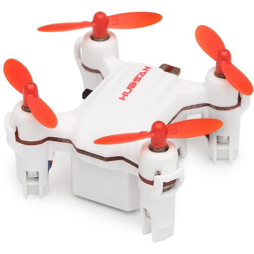 HUBSAN Q4 Nano H001 Quadcopter (White)