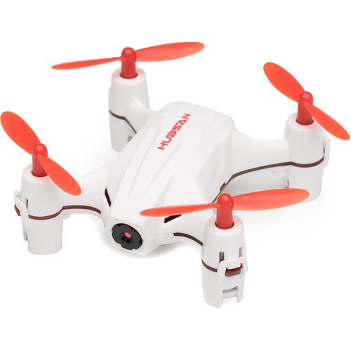 HUBSAN Q4 Nano H002 Quadcopter (White)