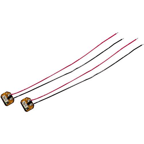 HUBSAN Red LED Lights for H107C+ / H107D+ Quadcopter
