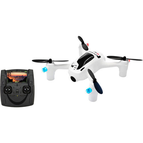 HUBSAN H107D+ FPV X4 Plus Quadcopter with FPV Camera