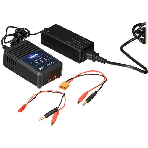 HUBSAN Balance Charger and AC Adapter for X4 LE H109S / X4 PRO H109S Quadcopter