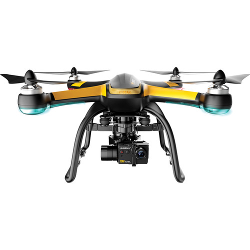 HUBSAN X4 Pro High Edition Quadcopter with 1080p Camera and 3-Axis Gimbal