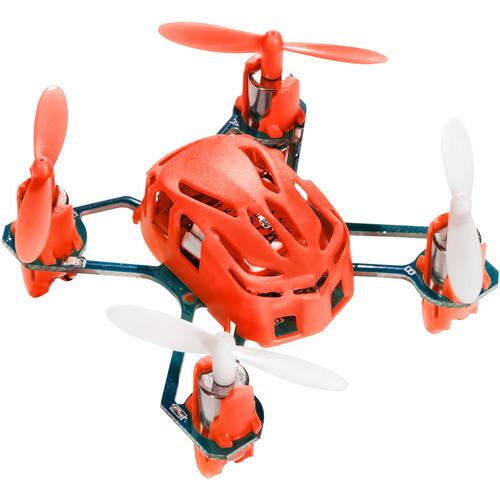 HUBSAN Q4 Nano H111 Quadcopter (Red)