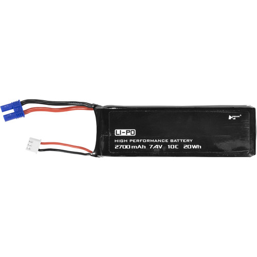 HUBSAN 2700mAh LiPo Battery for H501S X4 FPV Quadcopter