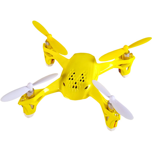HUBSAN H108 SPYDER Quadcopter (Yellow)