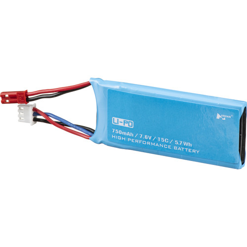 HUBSAN 750mAh 7.6V 15C Battery Pack for H216A Desire Pro Racing Drone