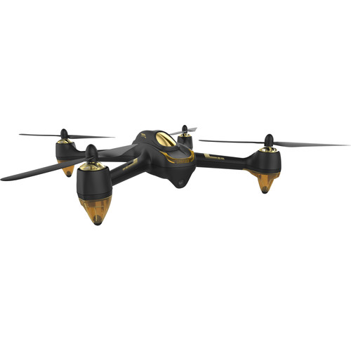 HUBSAN H501S X4 FPV Quadcopter with 1080p Camera (Black)