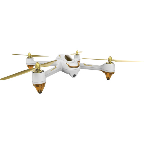 HUBSAN H501S X4 FPV Quadcopter with 1080p Camera (White)