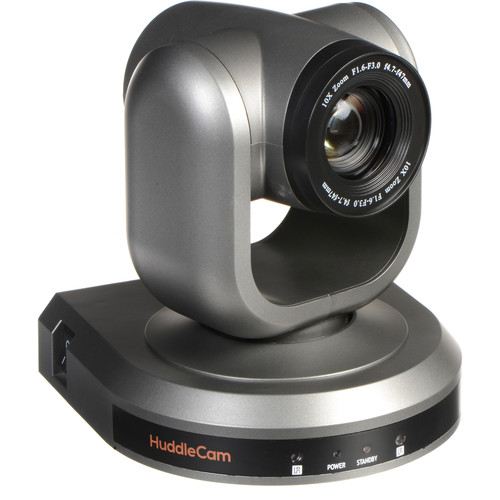 HuddleCamHD 10X-GY-G3 PTZ Camera (Gray)
