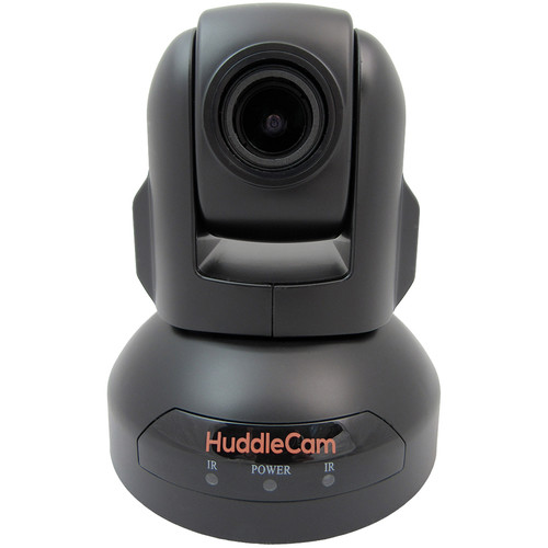 HuddleCamHD 10X-USB2 Conferencing Camera (Black)