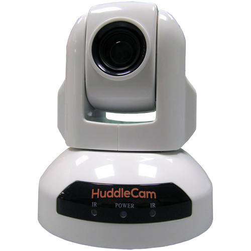HuddleCamHD 10X-USB2 Conferencing Camera (White)