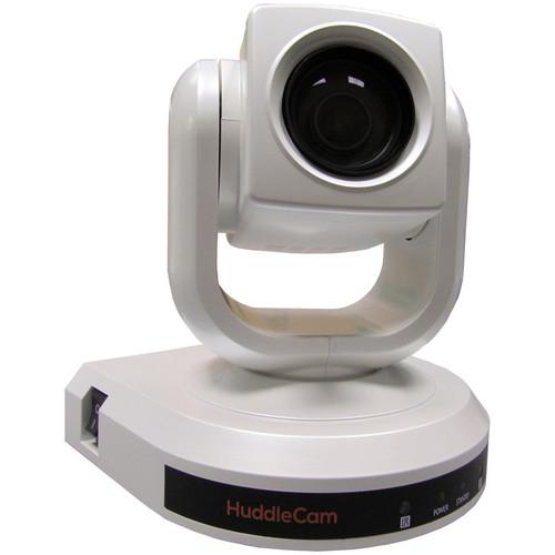 HuddleCamHD 20x Full HD USB 3.1 Gen 1 PTZ Camera (White)