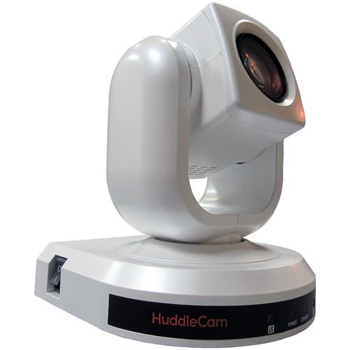 HuddleCamHD 30x Full HD USB 3.1 Gen 1 PTZ Camera (White)