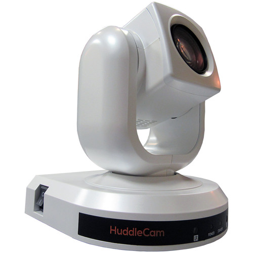 HuddleCamHD 30x Full HD USB 3.0 PTZ Camera (White)