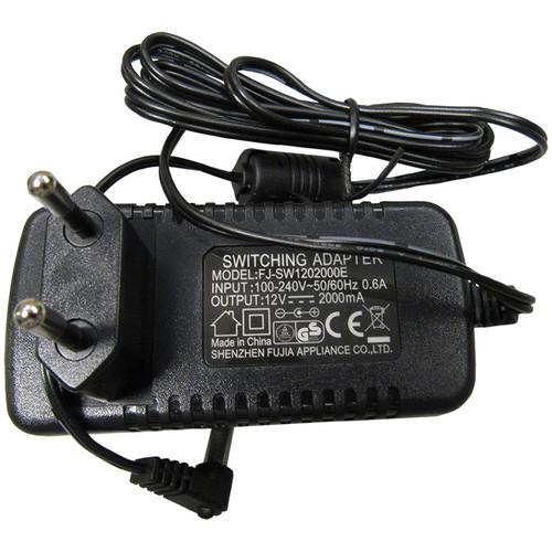 HuddleCamHD Power Supply for 3X/10X-720 PTZ USB Camera (EU Plug)