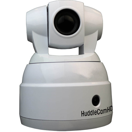HuddleCamHD SimplTrack 2.14MP PTZ Auto Tracking Camera System (Ceiling Mount, White)