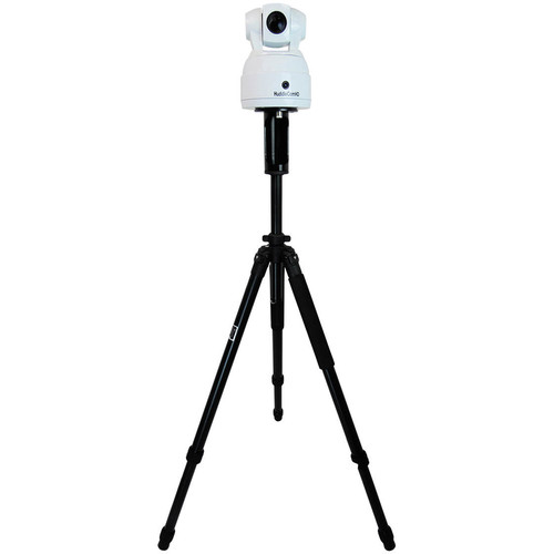 HuddleCamHD SimplTrack 2.14MP PTZ Auto Tracking Camera System (Tripod Mount, White)