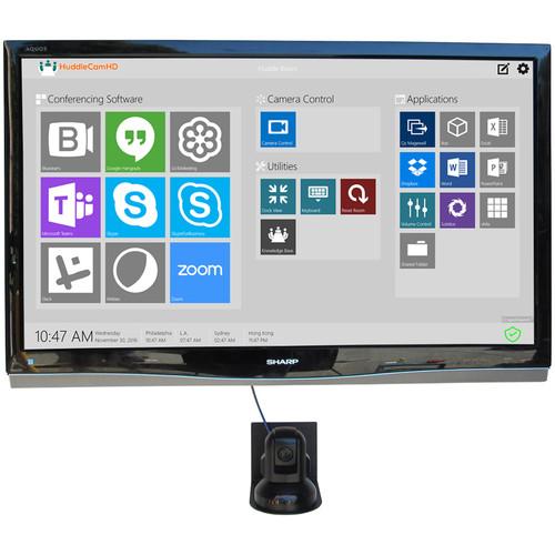 HuddleCamHD TEAM Video Collaboration Solution Kit
