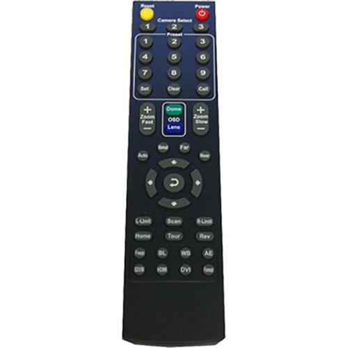 HuddleCamHD Spare HuddleCamHD Remote Control for Select USB PTZ Cameras
