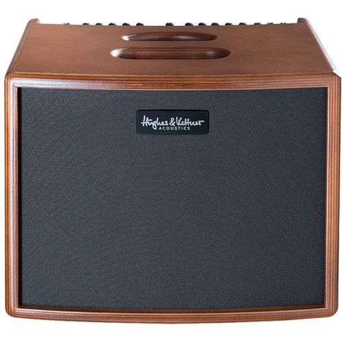 Hughes & Kettner ERA 1 Acoustic Instrument and Vocal 250W Combo Amplifier (Wood)
