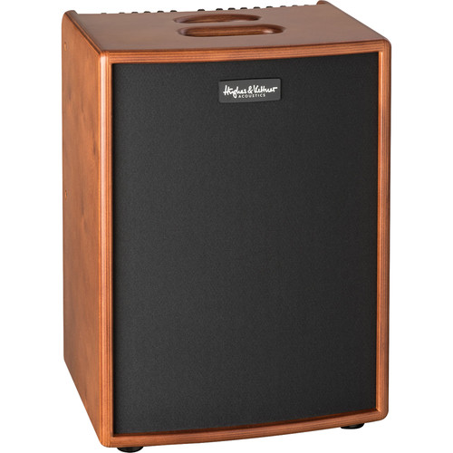 Hughes & Kettner ERA 2 Acoustic Instrument and Vocal 400W Combo Amplifier (Wood)