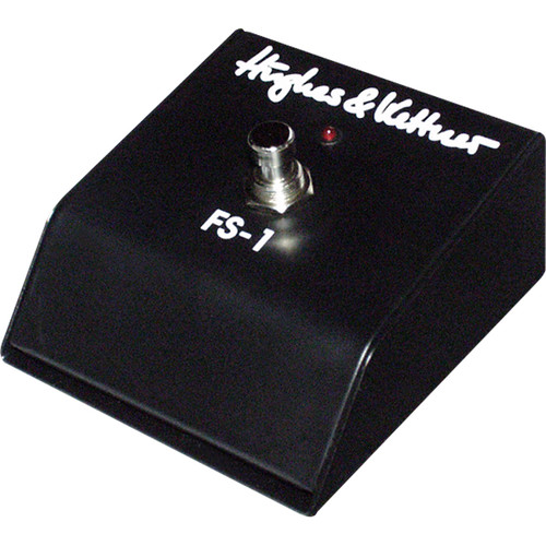 Hughes & Kettner FS-1 Footswitch for Electric Guitar Amplifiers