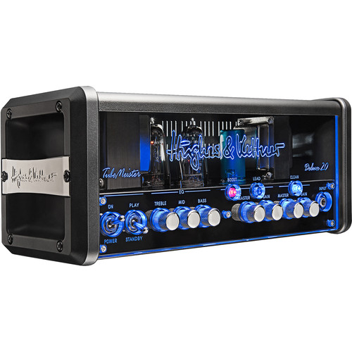 Hughes & Kettner TubeMeister Deluxe 20 - 20W Tube Amplifier Head for Electric Guitar