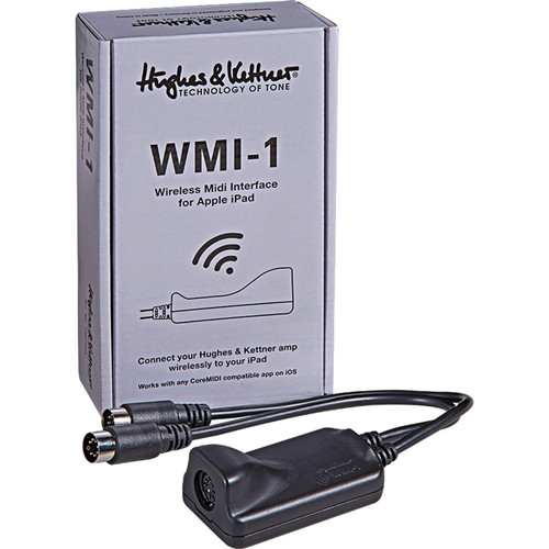 Hughes & Kettner Wireless MIDI Interface for GrandMeister Amp Head