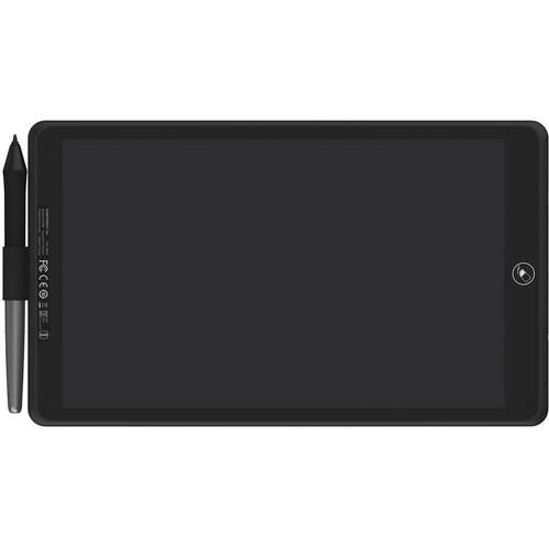 Huion Inspiroy Ink H320M Dual-Purpose Graphic Drawing Pen Tablet (Quartz Black)