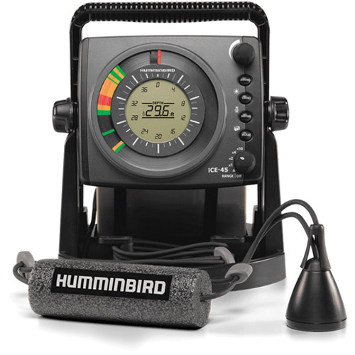 Humminbird ICE 45 Ice Fishing Flasher with Battery