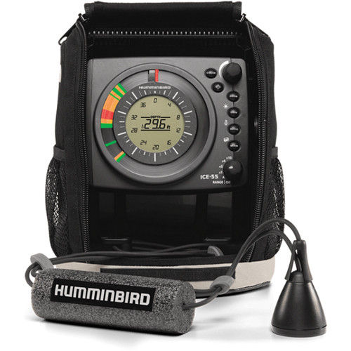 Humminbird ICE 55 Ice Fishing Flasher with Battery