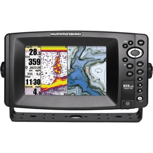 Humminbird 859ci HD DI Combo Fishfinder