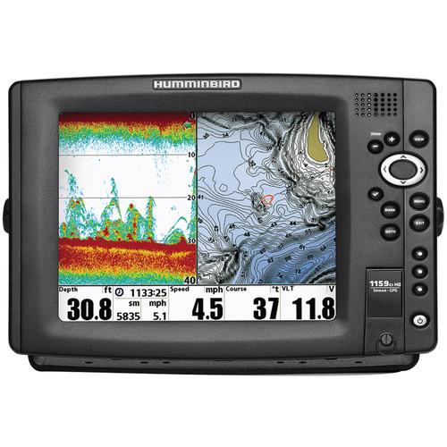 Humminbird 1159ci HD Combo Fishfinder