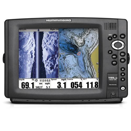 Humminbird 1199ci HD SI Combo Fishfinder